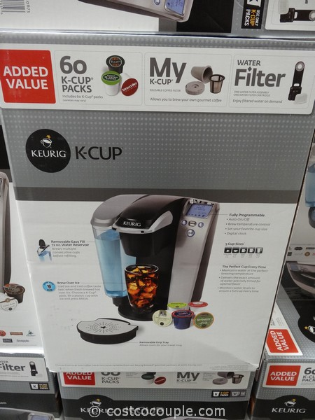 Keurig K75 Single Cup Brewing System Costco