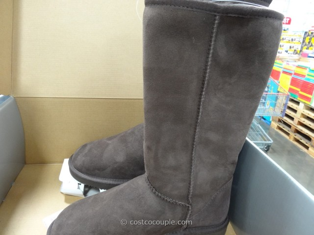 Kirkland Signature Classic Tall Shearling Boot Costco 5