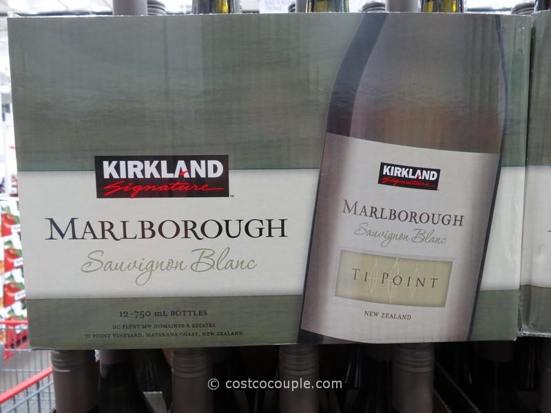 2012 Kirkland Signature Sauvignon Blanc
