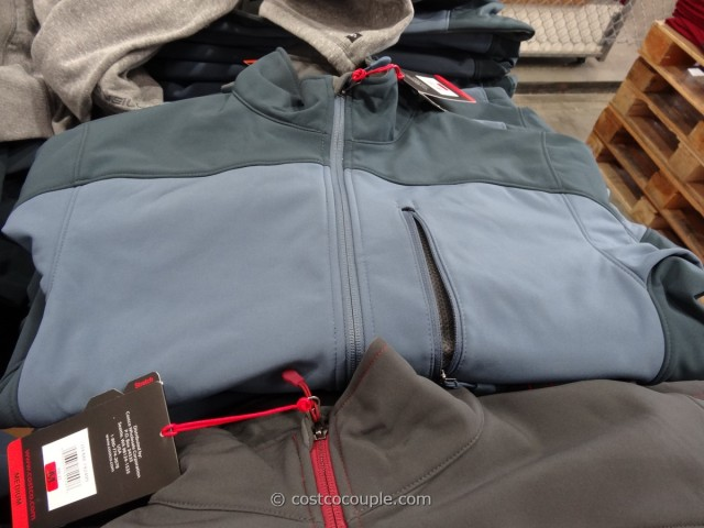 Kirkland Signature Men's Softshell Jacket Costco 6
