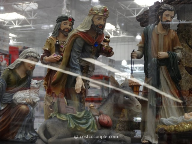Kirkland Signature Nativity Set Costco 6