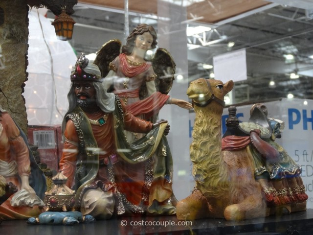 Kirkland Signature Nativity Set Costco 7