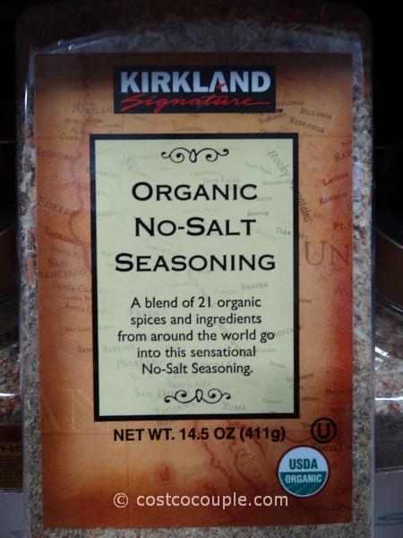 Kirkland Signature Organic No Salt Seasoning