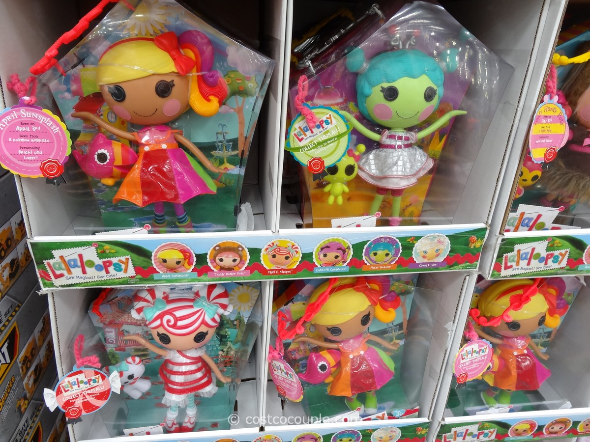 Lalaloopsy Doll Costco 1
