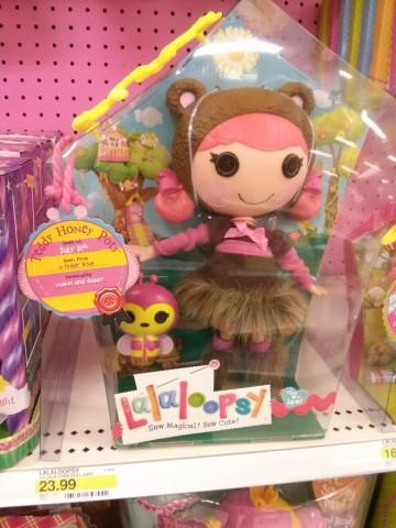 Laloopsy Doll Target