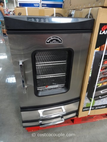 Landmann Limited 40-Inch Electric Smoker Costco 1
