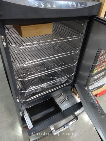 Landmann Limited 40-Inch Electric Smoker Costco 2