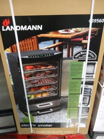 Landmann Limited 40-Inch Electric Smoker Costco 4