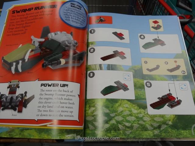 Lego Brickmaster Building Bricks and Book Costco 2