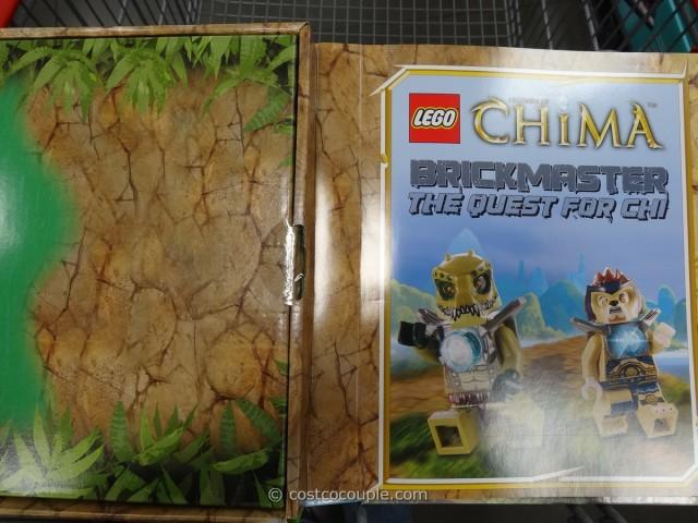 Lego Brickmaster Building Bricks and Book Costco 3