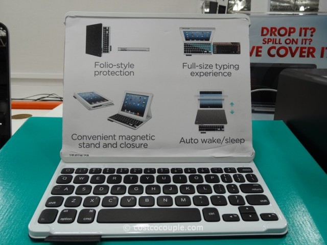 Logitech Keyboard Folio Costco