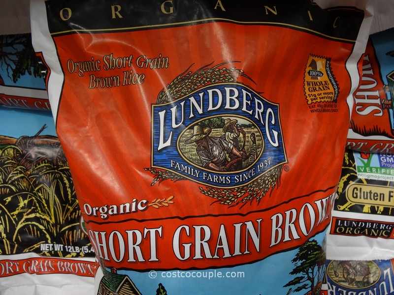 Lundberg Farms Organic Short Grain Brown Rice Costco