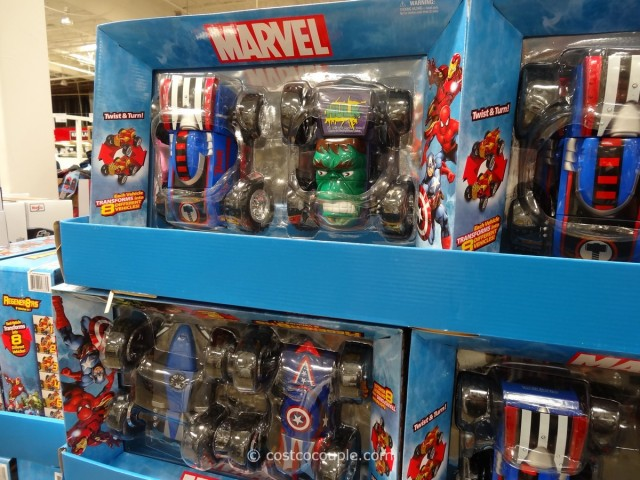 Marvel Regener8rs Dual Pack Costco 1