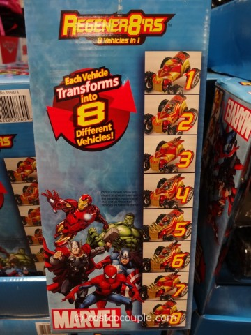 Marvel Regener8rs Dual Pack Costco 2