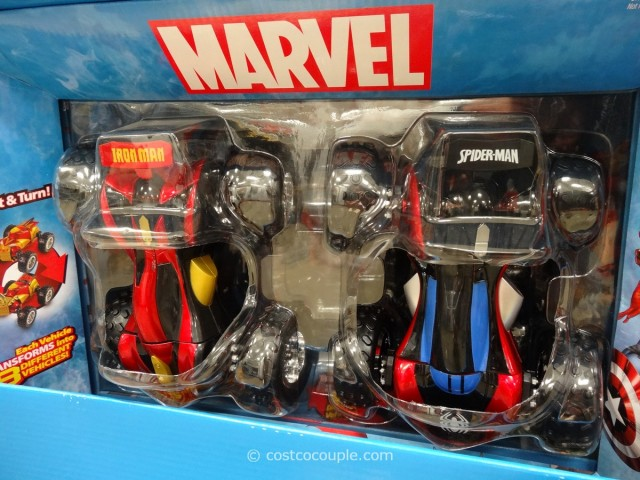 Marvel Regener8rs Dual Pack Costco 3