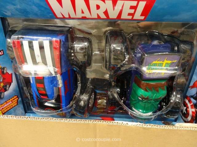 Marvel Regener8rs Dual Pack Costco 4