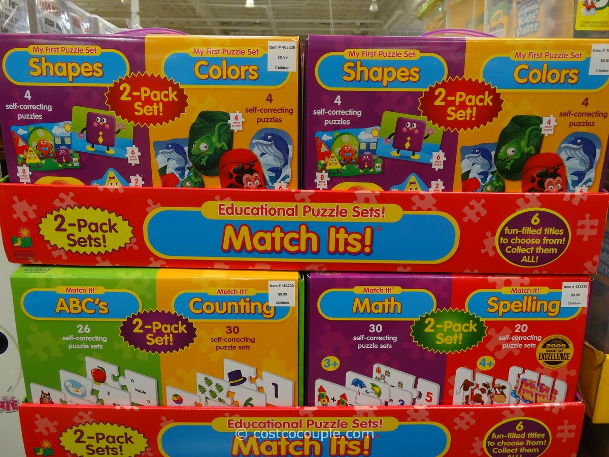 Match It 2-Pack Set Costco 1