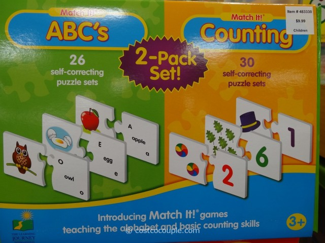 Match It 2-Pack Set Costco 2