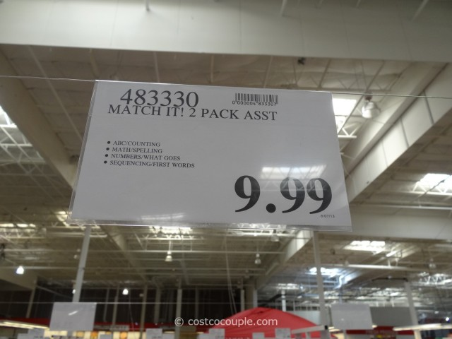 Match It 2-Pack Set Costco 4