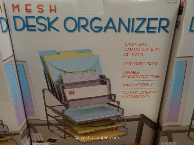 Mesh Desk Organizer Costco 1