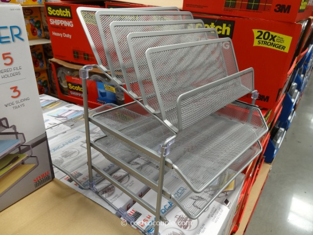 Mesh Desk Organizer Costco 3