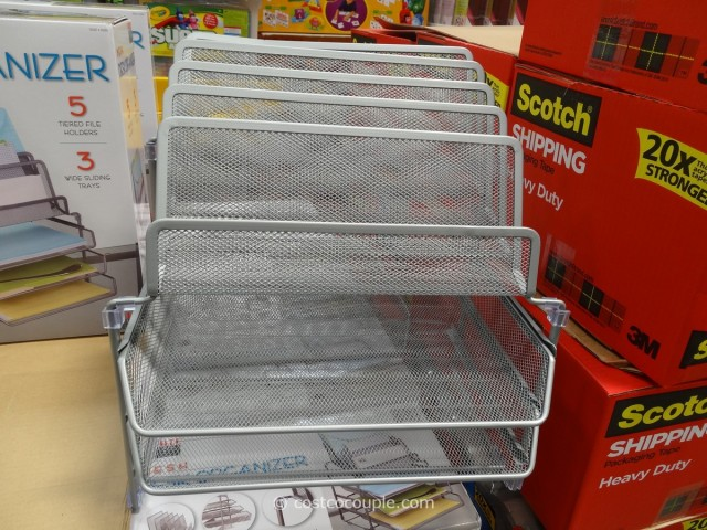 Mesh Desk Organizer Costco 4