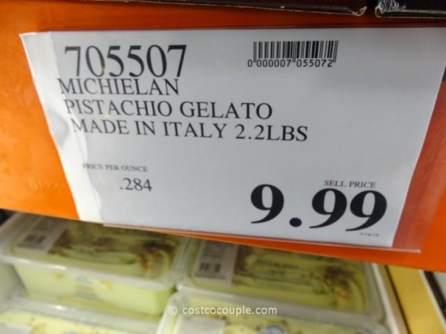Michielan Pistachio Gelato Costco