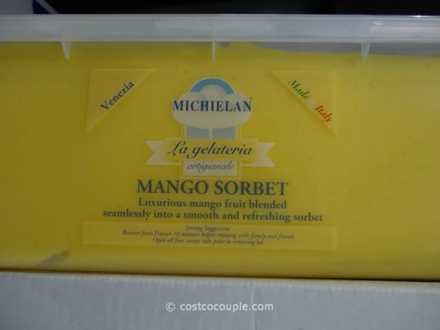Michielan Mango Sorbet Costco