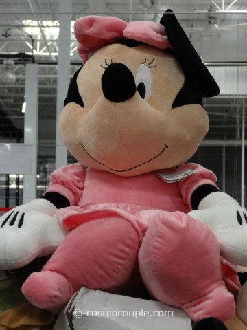 Disney Mickey Or Minnie Plush Toy