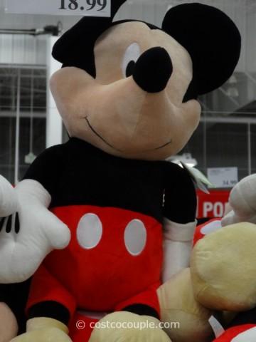 Disney Mickey Or Minnie Plush Toy