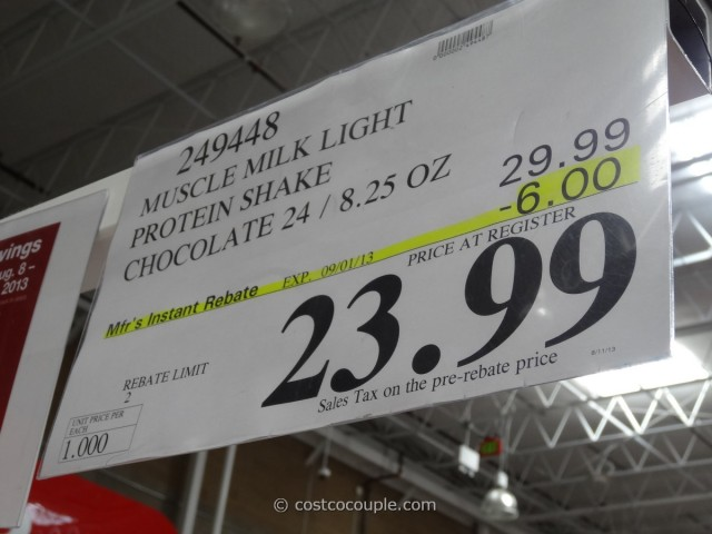 Muscle Milk Costco 4