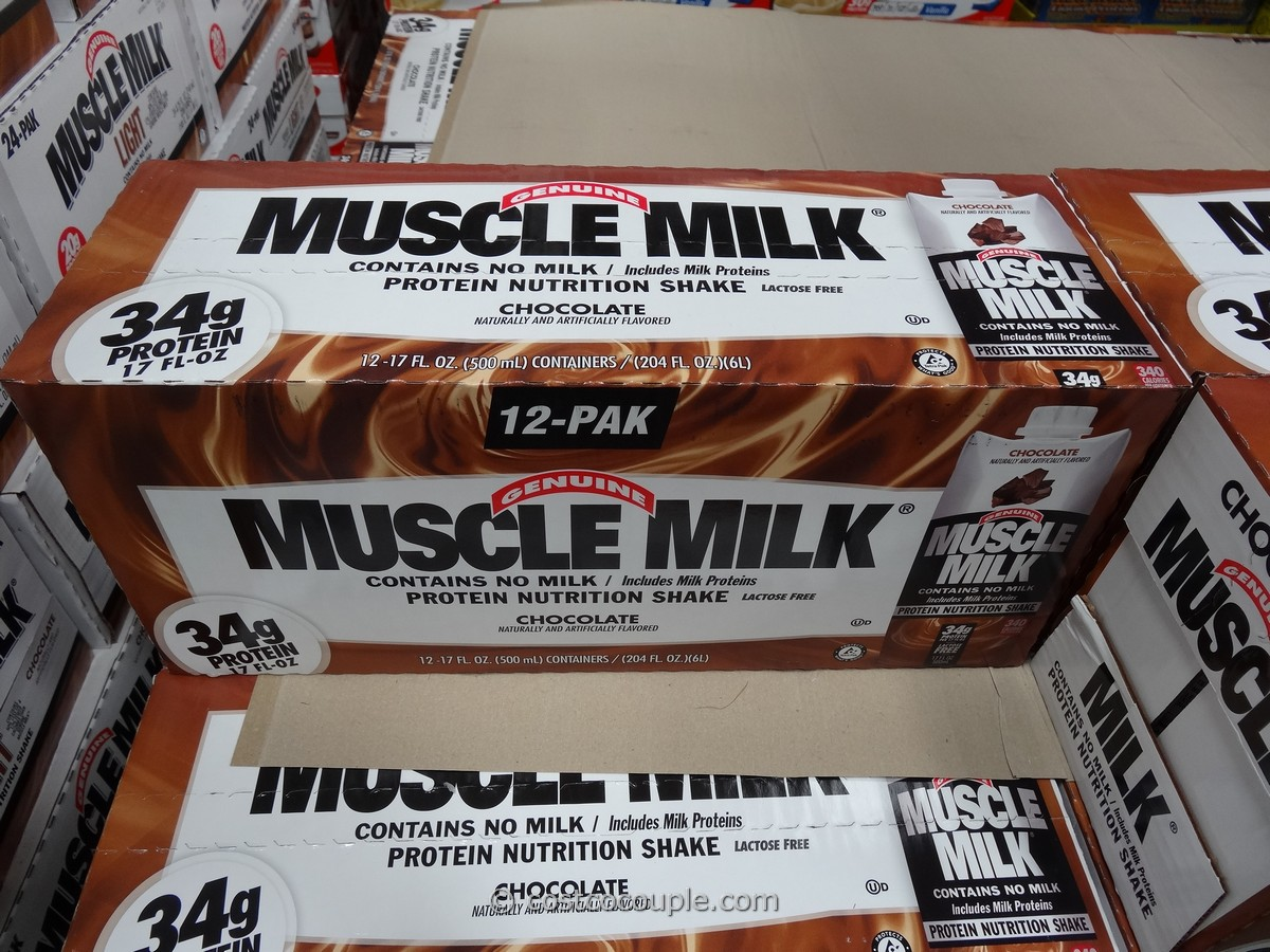 Muscle Milk Costco 5