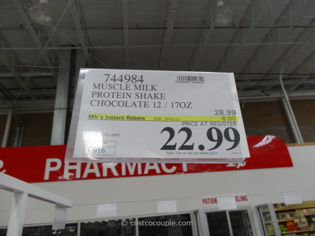 Muscle Milk Costco 7