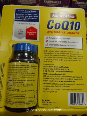 Naturemade CoQ10 Costco 2