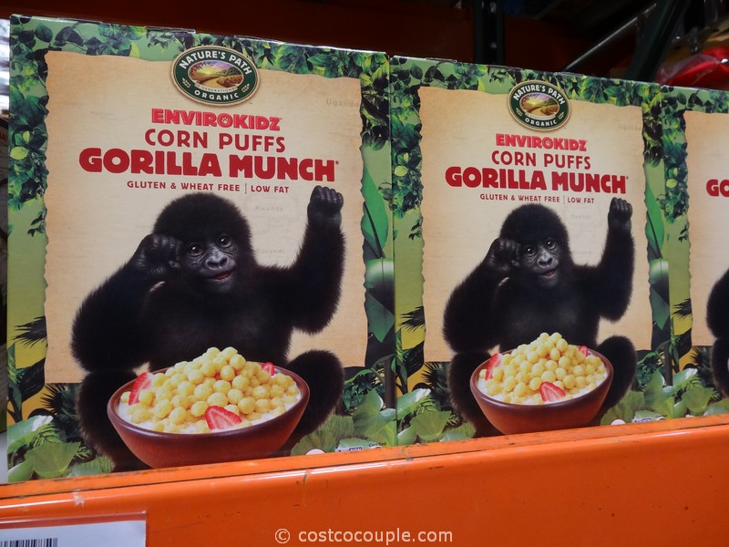 Nature's Path Organic Gorilla Munch Cereal Costco