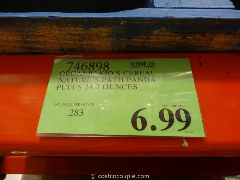 Nature S Path Organic Oatmeal Costco