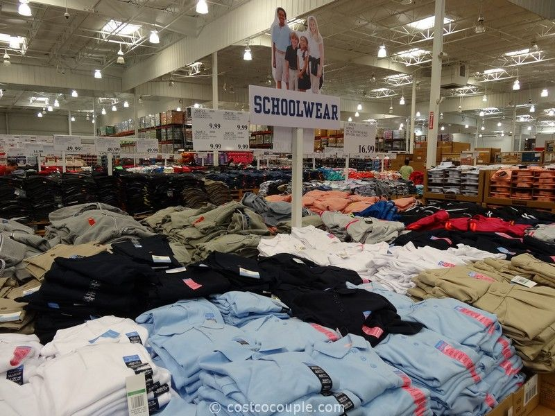 Nautica Uniforms Costco