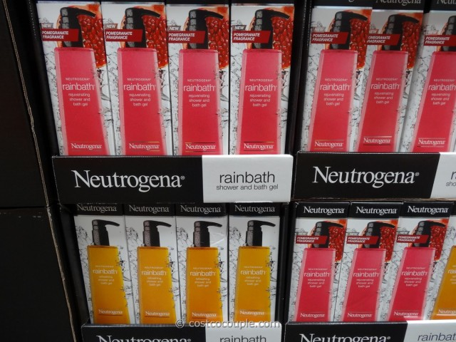 Neutrogena Rainbath Shower Gel Costco 1
