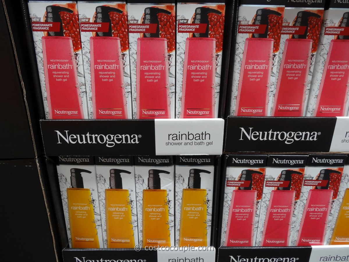Neutrogena Rainbath Shower Gel Costco 1