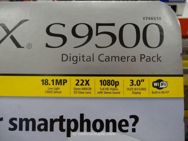 Nikon S9500 Costco 3