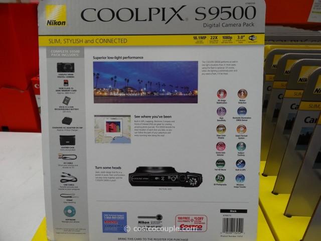 Nikon S9500 Costco 4