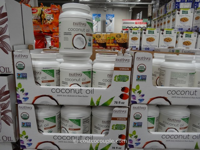 Nutiva Organic Virgin Coconut Oil Costco 6