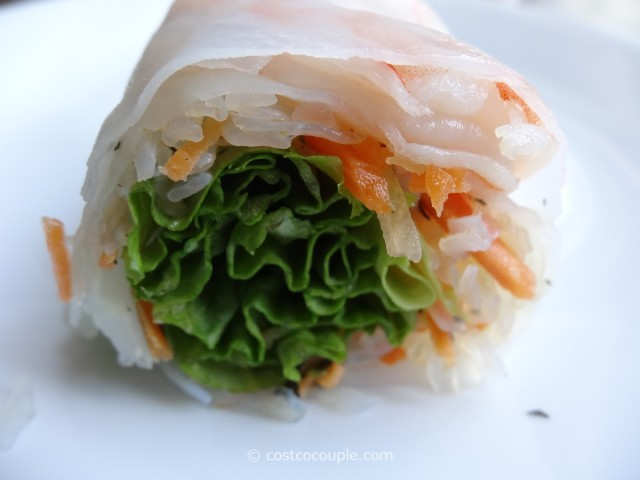 Okami Shrimp Spring Rolls Costco 5
