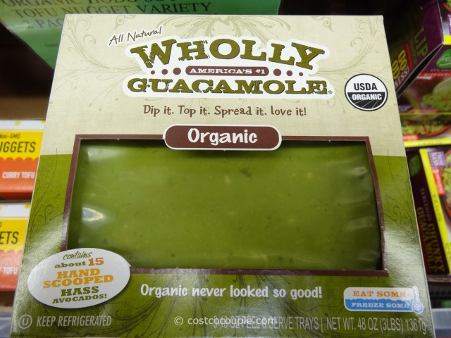 Organic Wholly Guacamole Costco 4