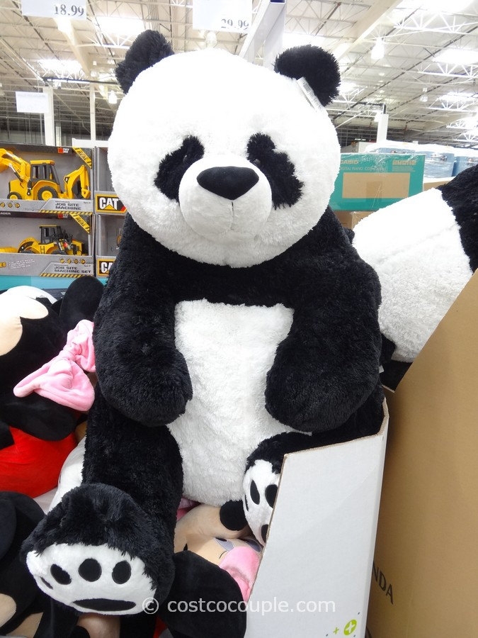 Panda Plush Toy Costco 1
