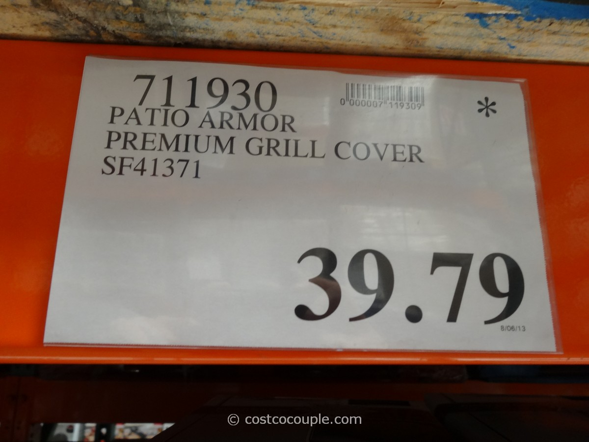 Patio Armor Premium Grill Cover