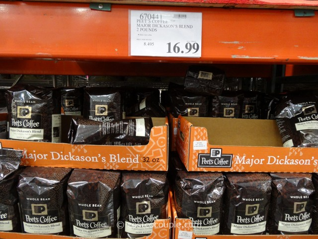 Peets Coffee Major Dickason Blend Costco 1