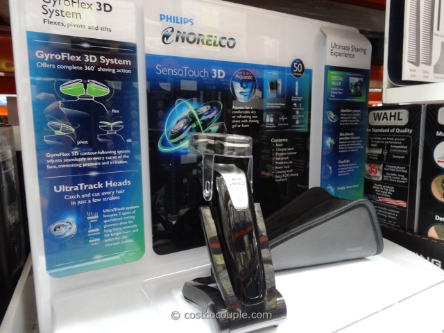 Philips Norelco SensoTouch 3D Shaver Costco 1