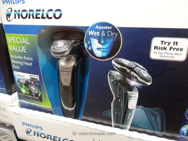 Philips Norelco SensoTouch 3D Shaver Costco 4