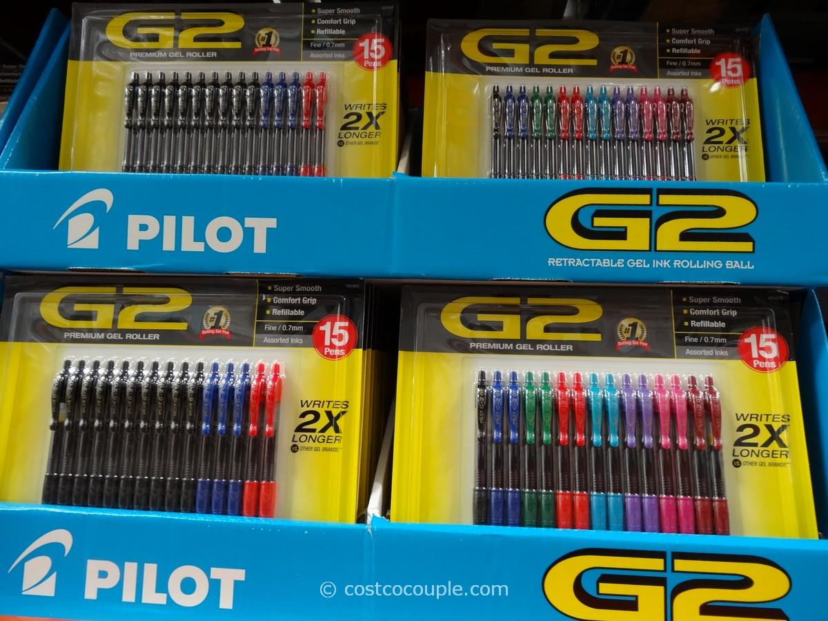Pilot G2 Gel Pen Costco 1